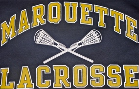 Marquette Golden Eagles Lacrosse logo
