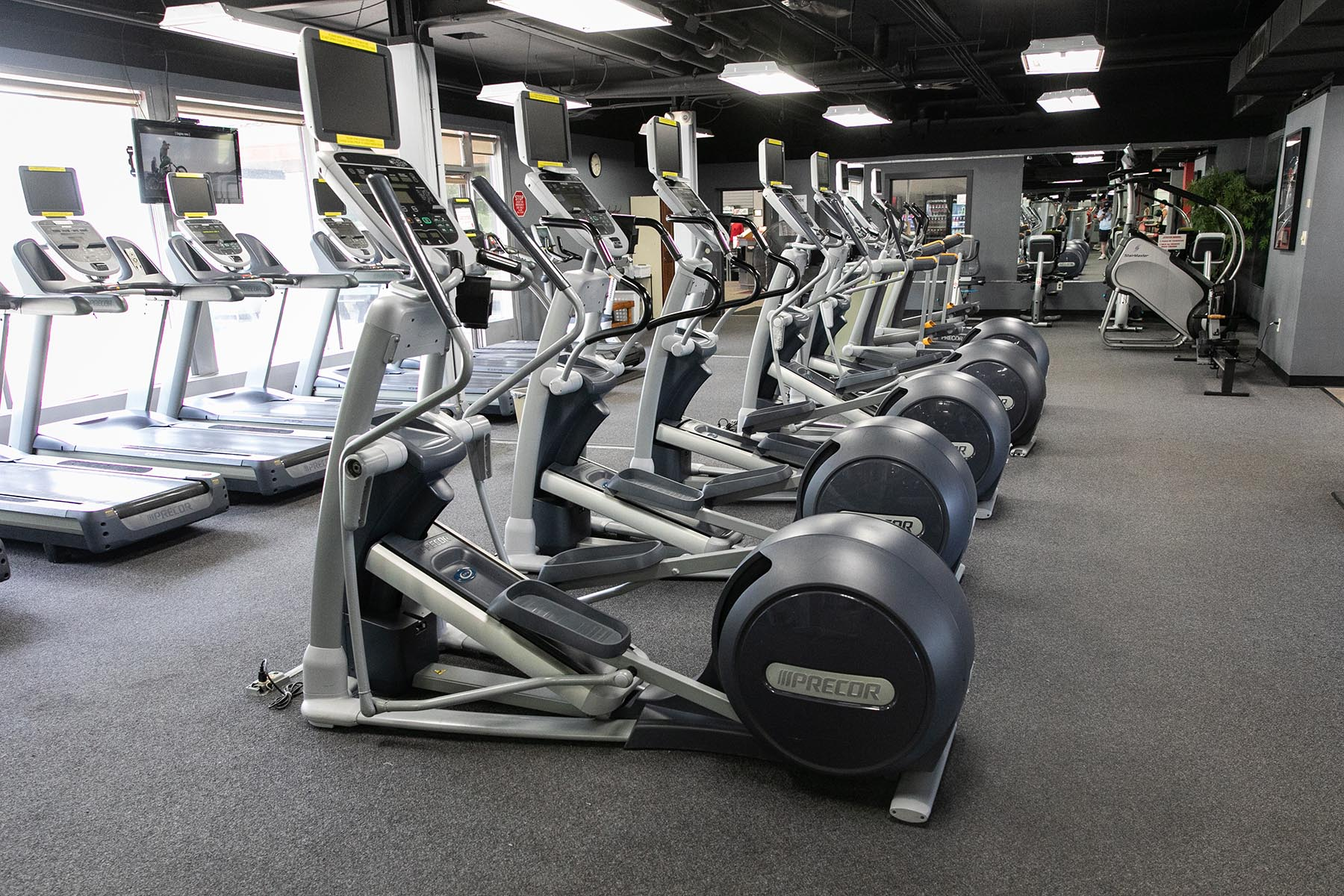 shawnee country club fitness center