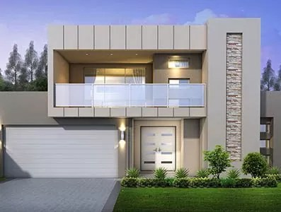 Two Storey Home Builders Mandurah   Perth   Great Living Homes Avalon Executive