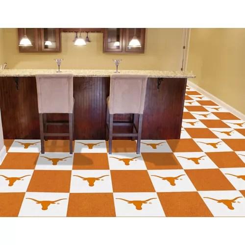 carpet tile university of texas 18x18 inches 20 per carton
