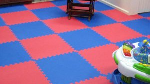 Rubber Play Mats Play Mats For Kids, Home Exercise Foam