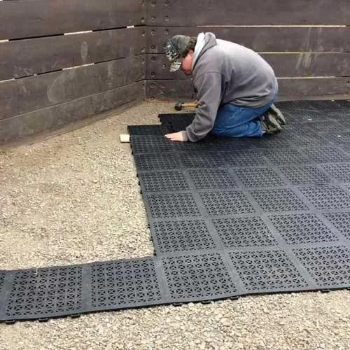 outdoor flooring rubber deck patio
