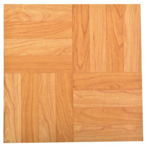 vinyl peel and stick light oak floor tile 12x12 in 36 per carton