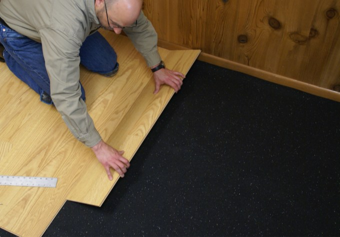 How To Use Underlay For Laminate Flooring Ideas