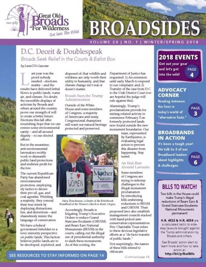 thumbnail of 2018 Spring Broadsides