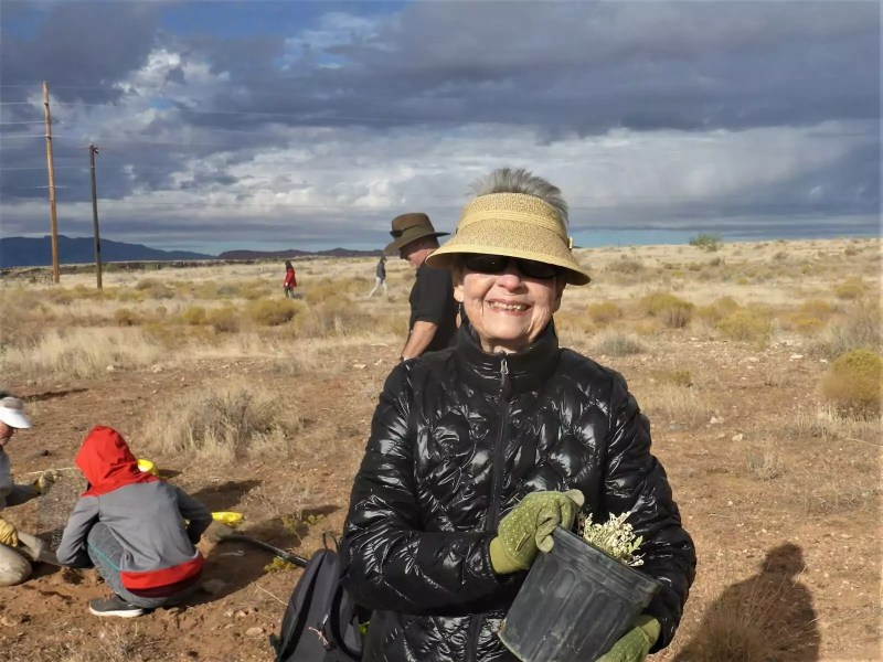 September 28, 2019 Public Lands Day Habitat Restoration Project on Red Cliffs Desert Reserve