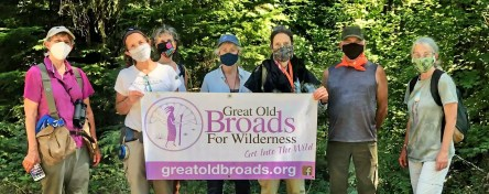 Broadband members in masks