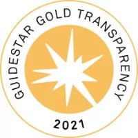 2021 Guidestar Gold Transparancy Logo
