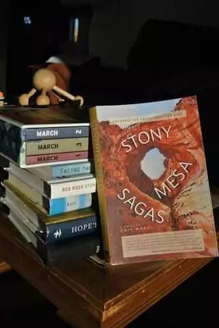 July 8 | 6:30 pm – Greater Wasatch Book Club Webinar