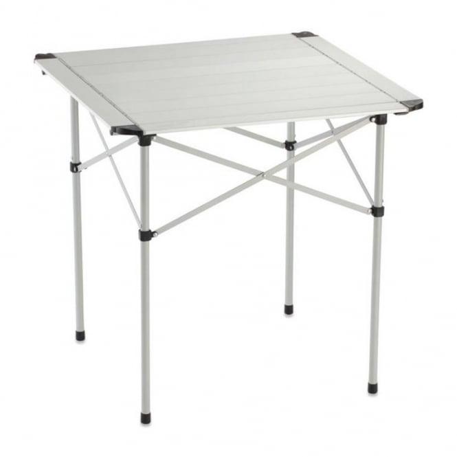 aluminium roll top single table