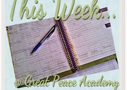 This Week… Fall Break