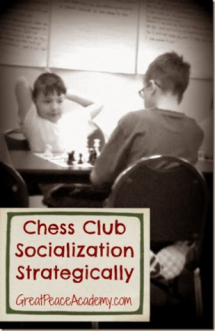 chess club for strategic socialization