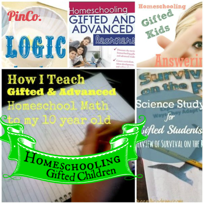 Favorite Pinterest Boards for Homeschooling Gifted Learners at Great Peace Academy