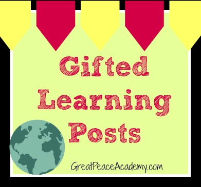 Gifted Learning Posts from Great Peace Academy