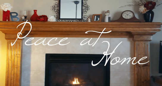 Peace at Home, in Family, Homemaking & Marriage | GreatPeaceAcademy.com