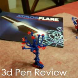 Turn Drawing on its Side with 3d Pen Technology
