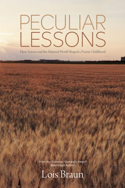 cover image of Peculiar Lessons