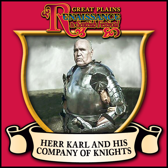 Herr Karl and His Company of Knights