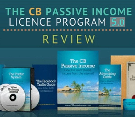 CB Passive Income Software Package