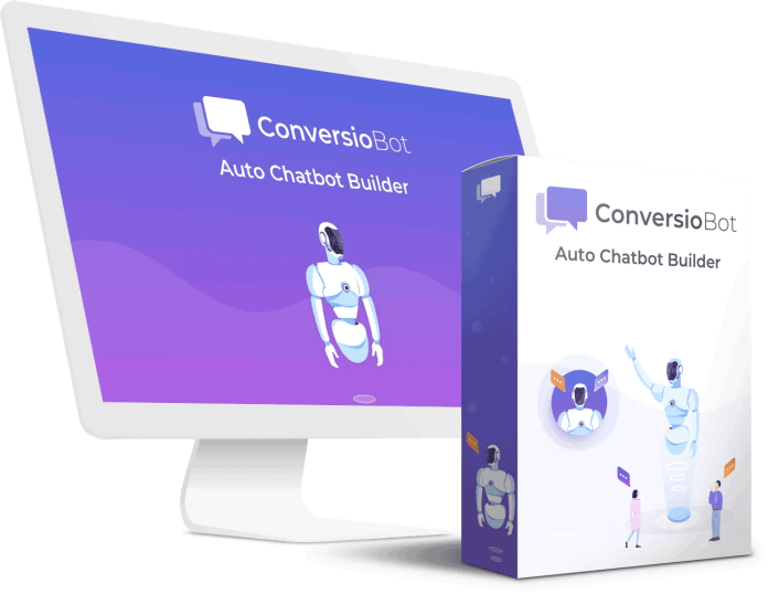 ConversioBot Auto Chatbot Builder