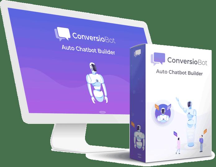 ConversioBot Auto Chatbot Builder