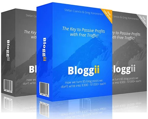 Bloggii Software