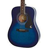 Epiphone Pro-1 Plus Solid Top Acoustic Guitar System for Beginners