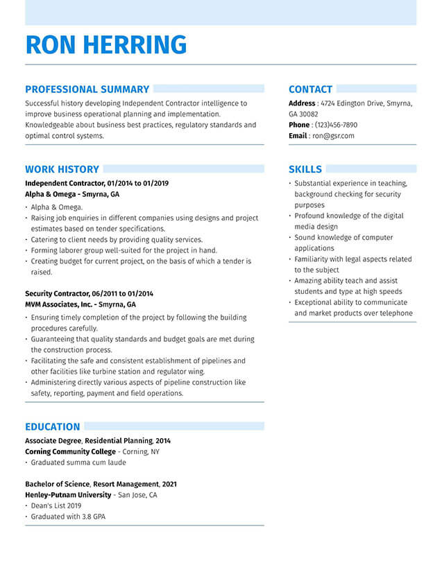 resume templates find the perfect resume template. 2021 Resume Templates Edit Download In Minutes