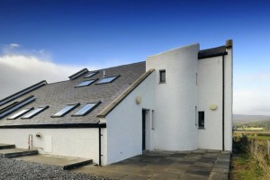 Kirkstone Lodge - Sleeps 8 - Insh Near Aviemore - Hot tub & Sauna