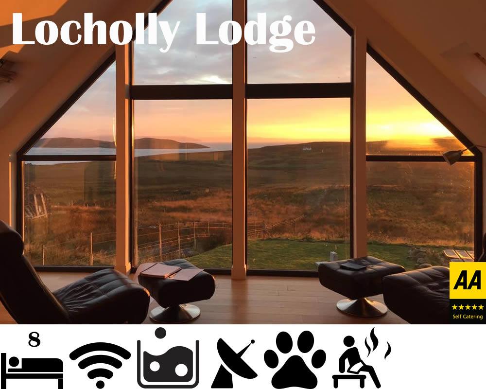 Locholly Lodge