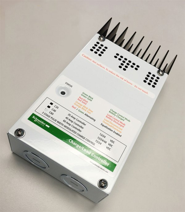 Schneider Electric C60 Solar Charge Controller