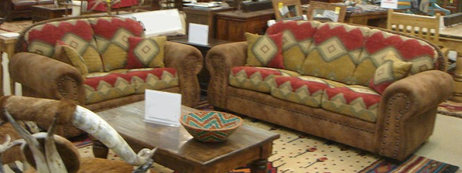 Wouldn T This Tribal Print Accent Chair Look Great In Your