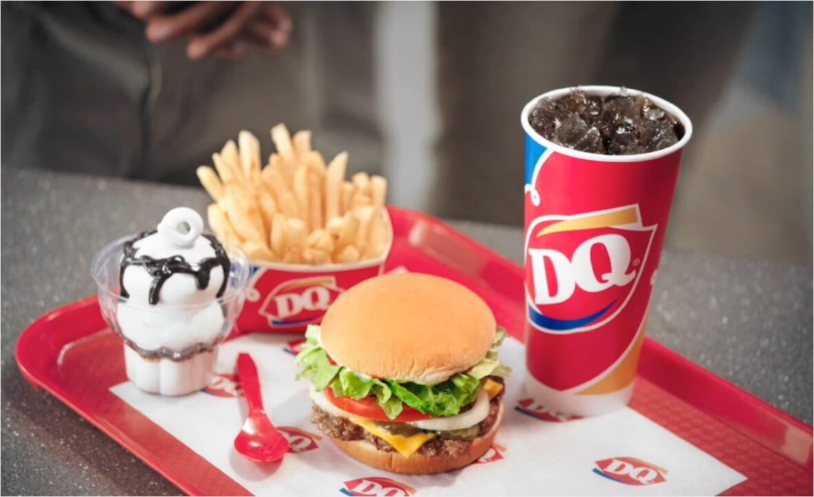 Dairy Queen Top 10 Largest Fast Food Chains In The World