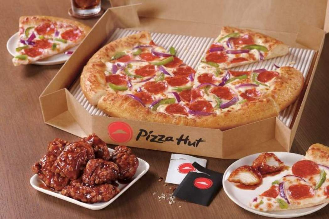 Pizza Hut Top 10 Largest Fast Food Chains In The World
