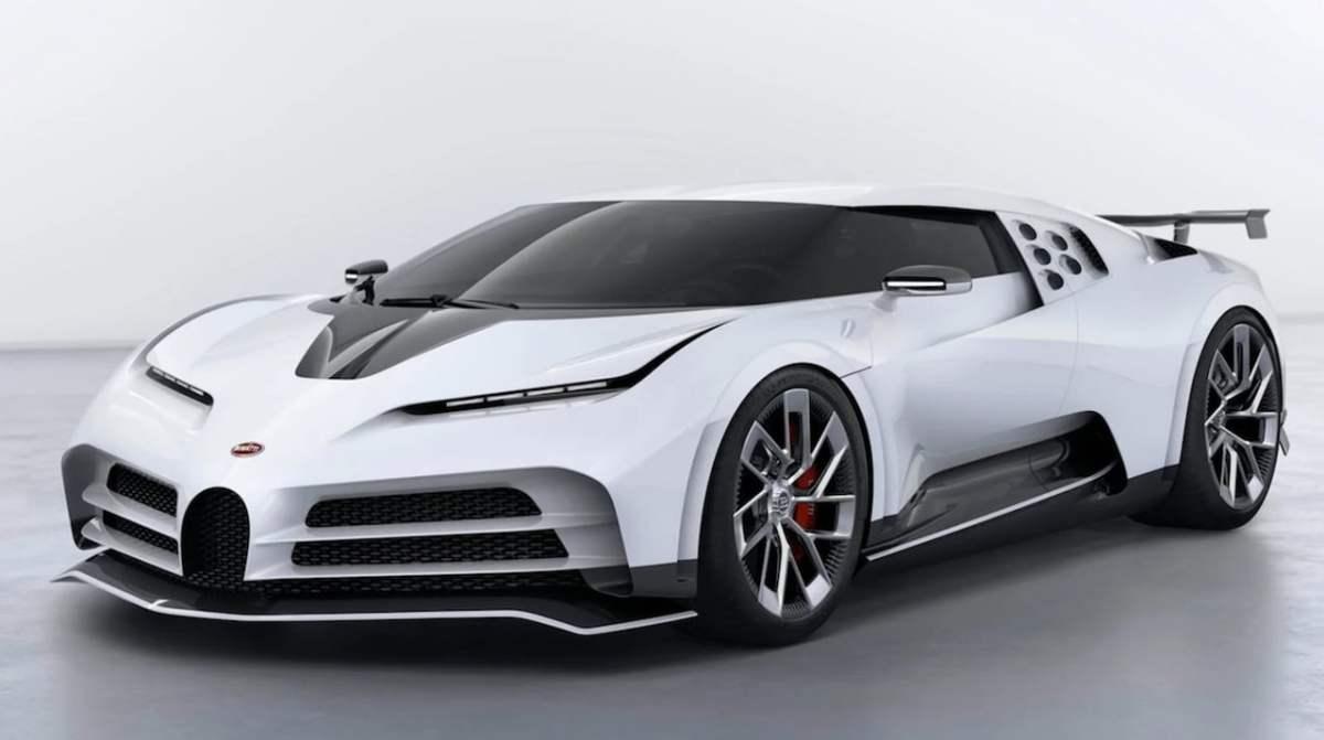 Bugatti Centodieci top 10 expensive car