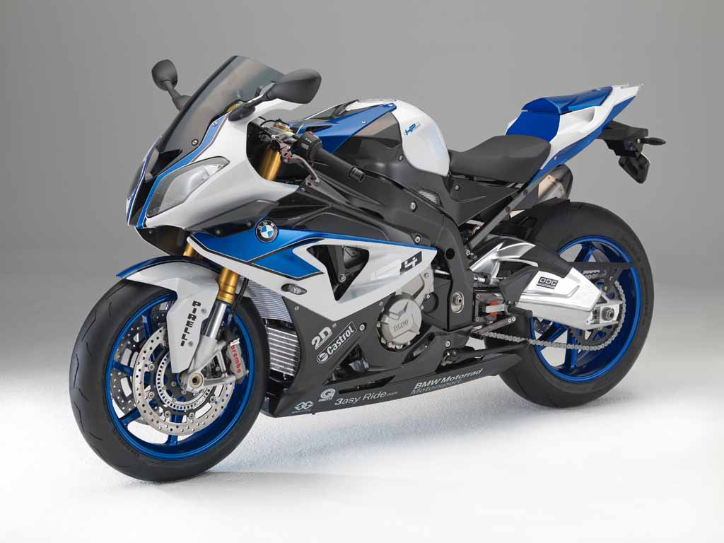 BMW S1000 RR Top 10 Fastest Bikes In The World