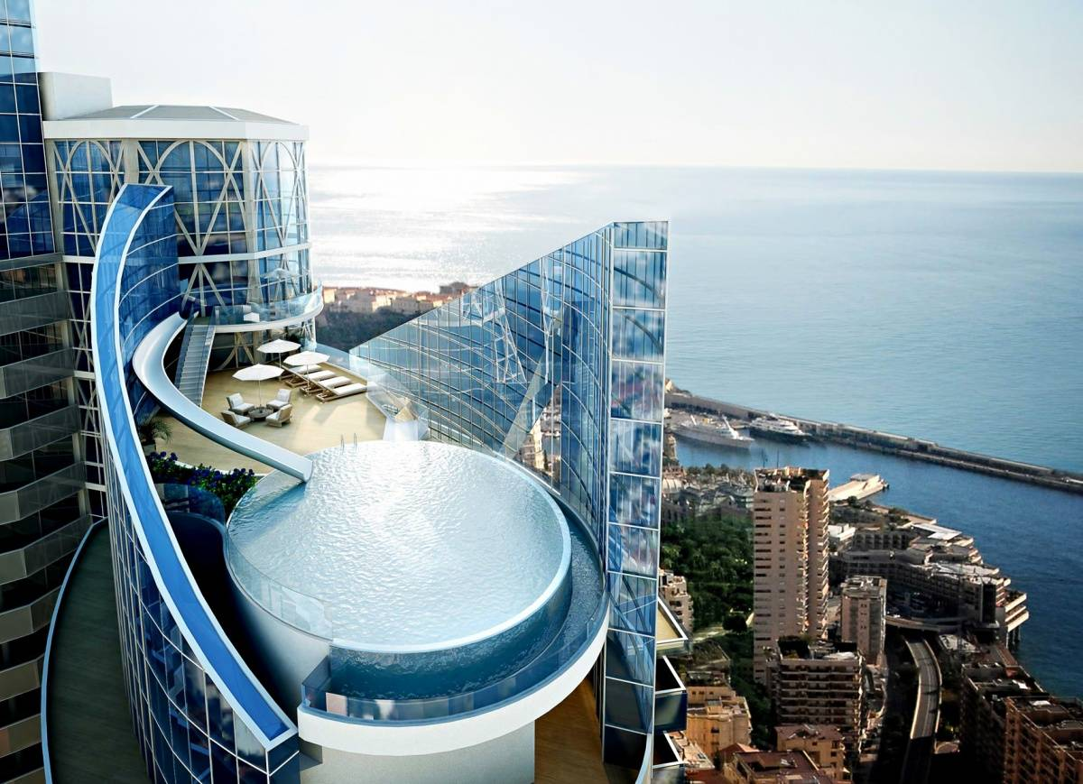The Odeon Tower Penthouse