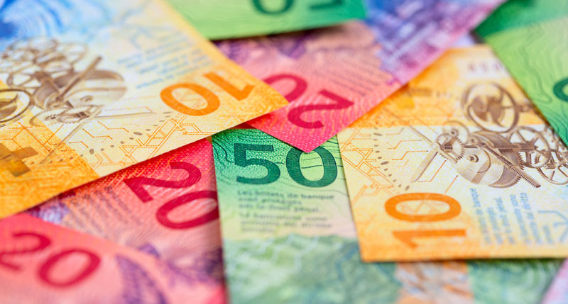 Swiss Franc Top 10 Highest Currencies In the World