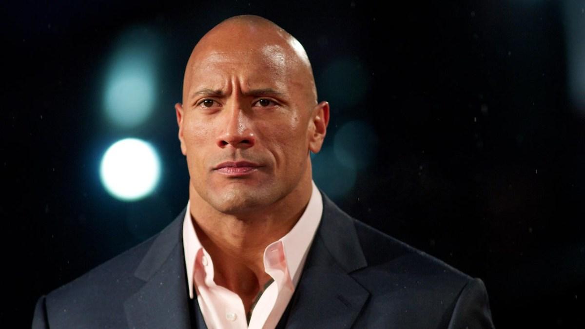 The Rock Dwayne Johnson