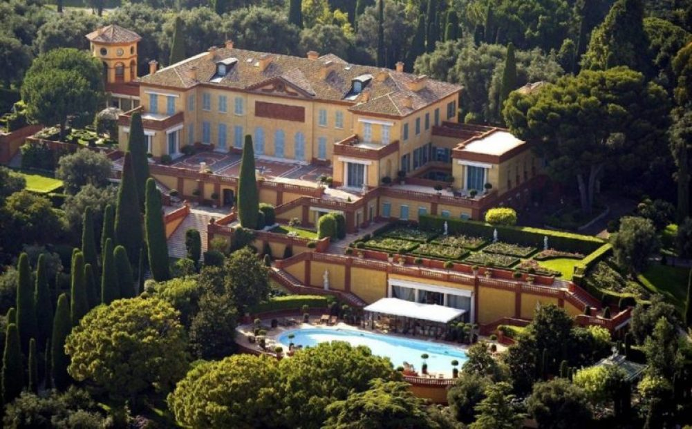 Villa Leopolda Top 10 Expensive Houses In The World 2020
