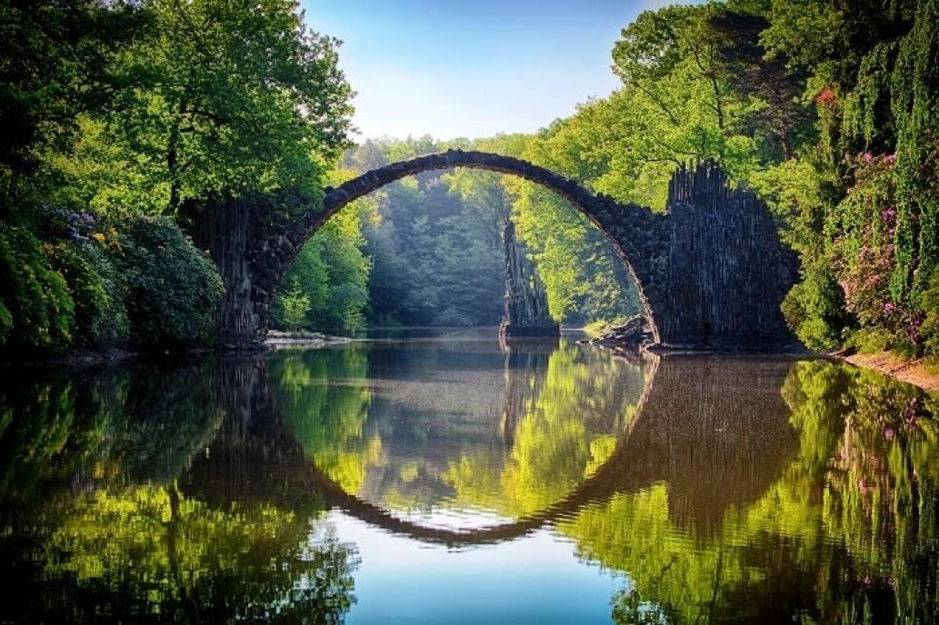 Devil's Bridge Top 10 Mysterious Spots in the World