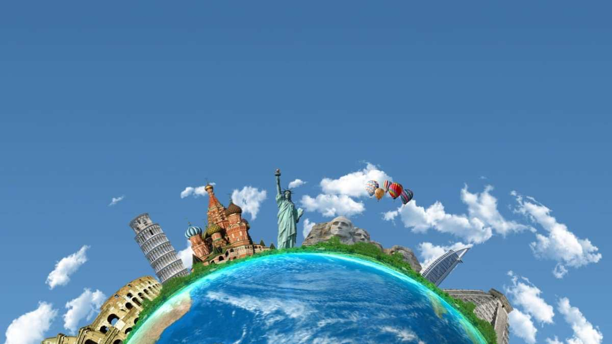 Traveling World Tour