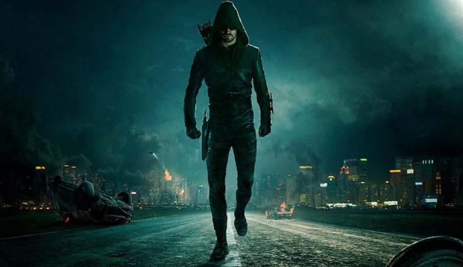Arrow Top 10 Marvel and DC Superhero Web Series