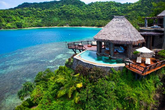 HILLTOP VILLA, LAUCALA ISLAND Top 10 Most Expensive Hotel Rooms in the World 2020
