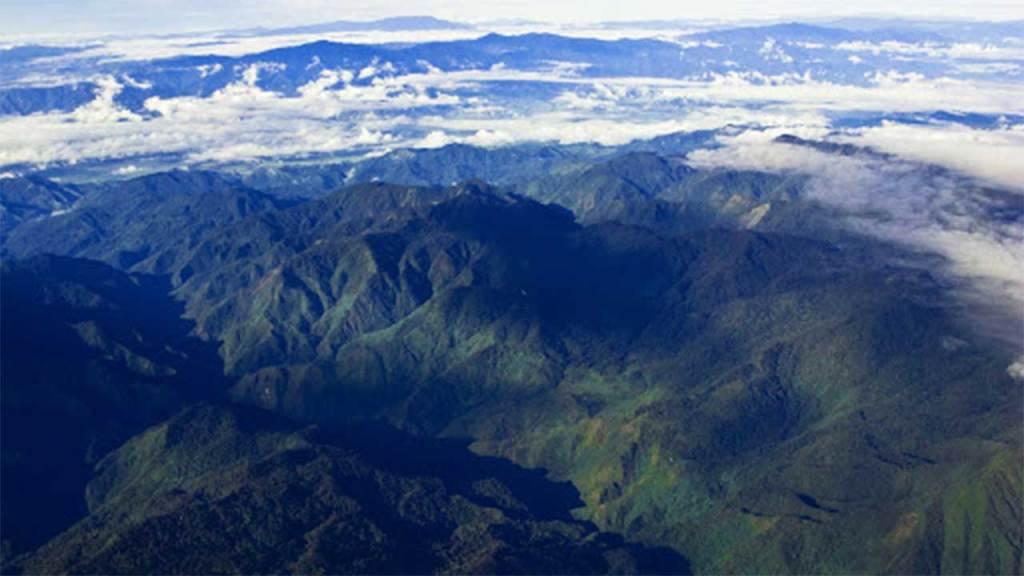 Star Mountains, Papua New Guinea