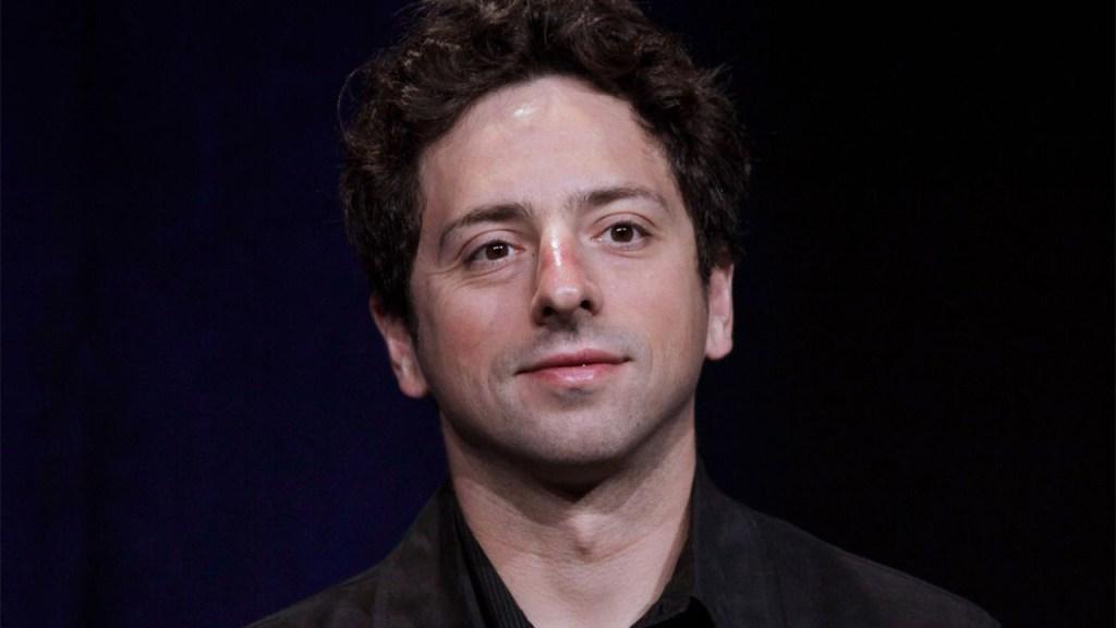 Sergey Brin Top 10 Richest