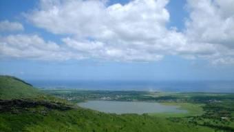 View from Corps de Garde