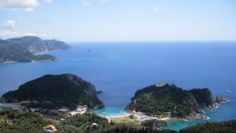 Corfu the green island