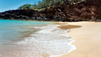 Mother's Beach, Maui, Hawaii