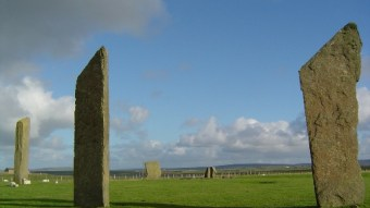 Standing Stones - Orkney Isles